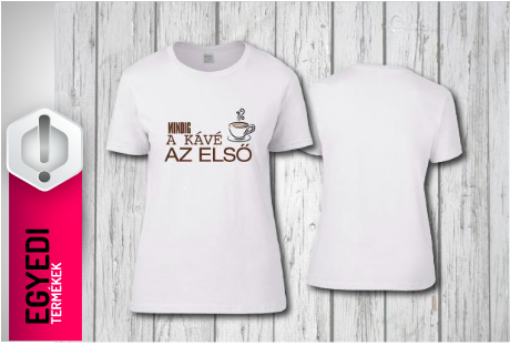 Tervezz és rendelj pólót hímzéssel! !  6c87ba6f5c
